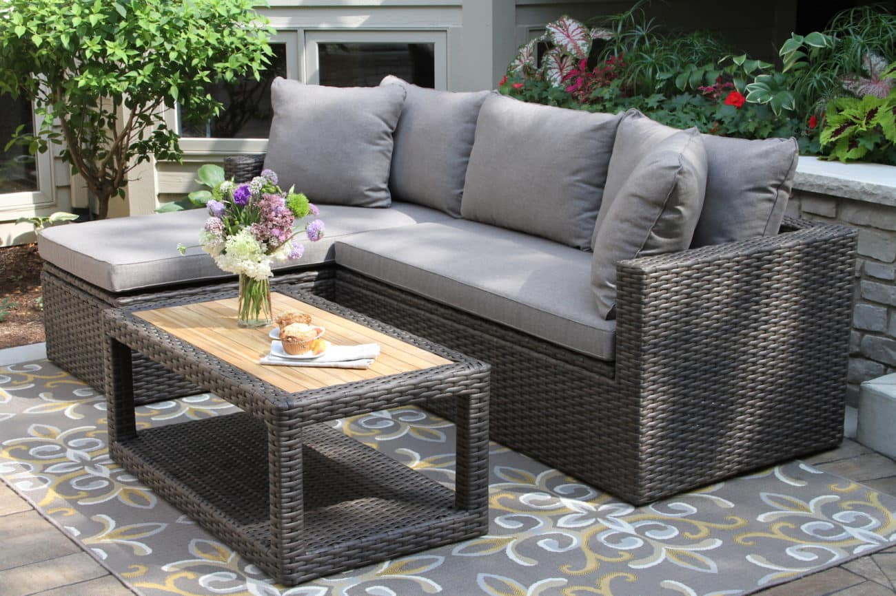 Elegant Teak Patio Furniture Sets